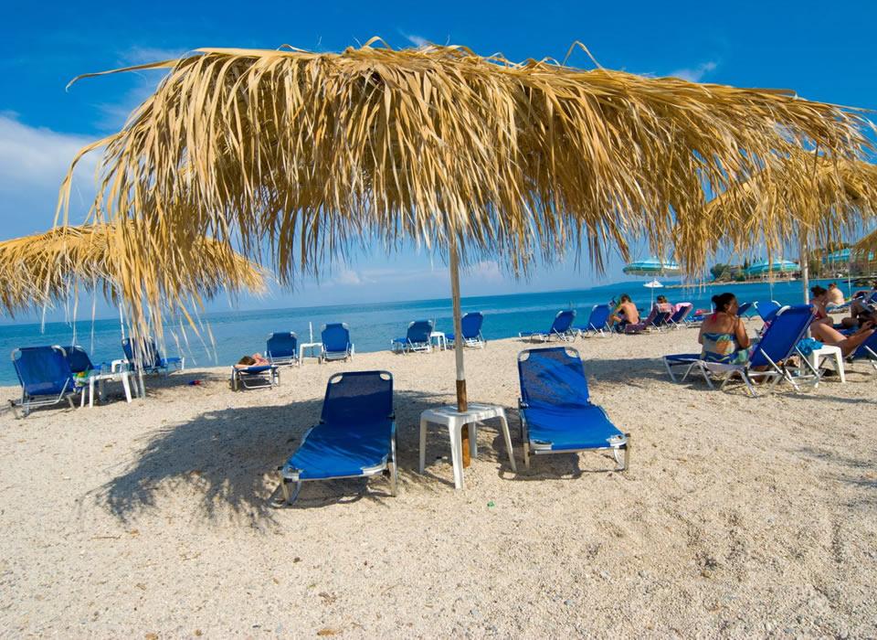 benitses-beach