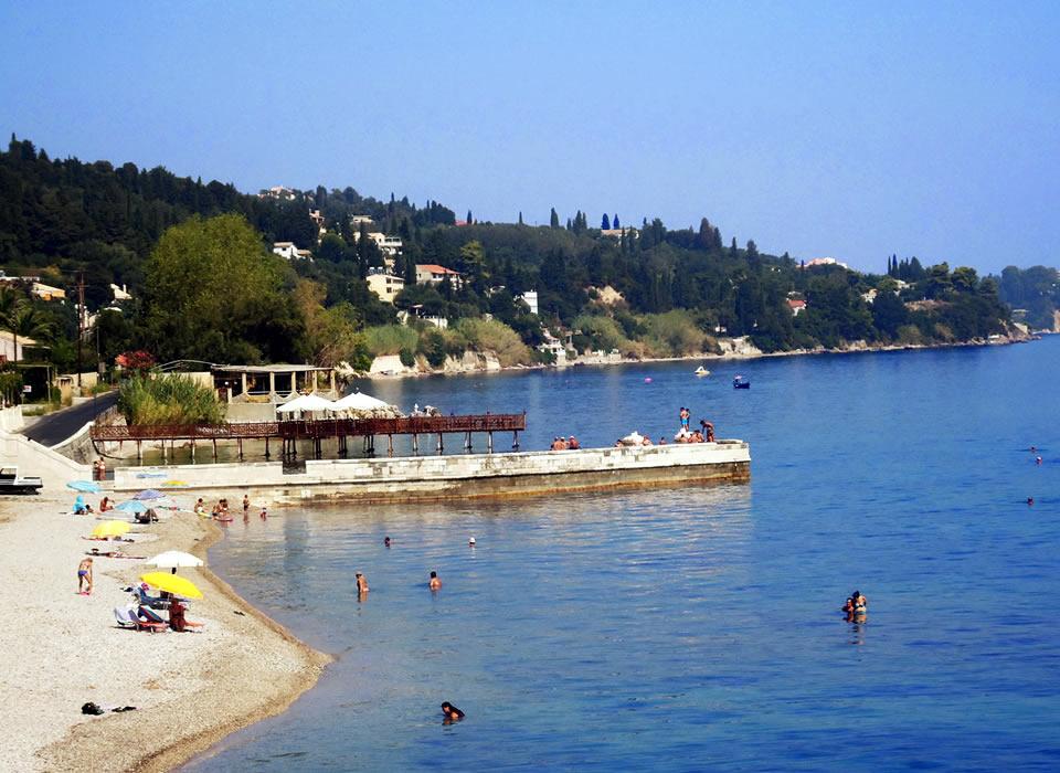 Corfu Car Hire Prices